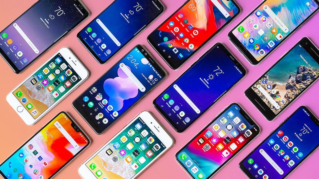 Best smartphones in India in 2020