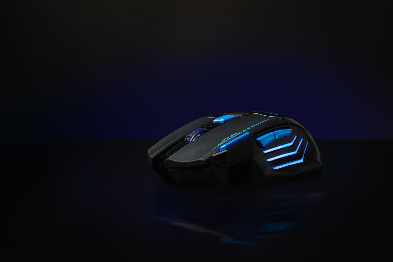 Best Wireless Gaming Mouse Under 50$