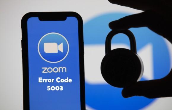 Zoom Error 5000,5003,5004